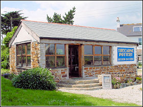 Trecarne Pottery, Mullion, Cornwall