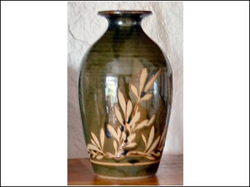 Cripplesease Pottery Vase