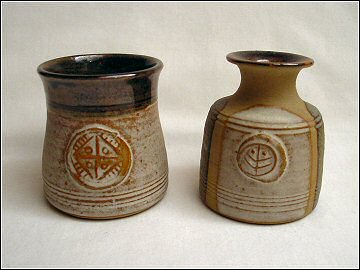 Rinsey Pottery - Small Stoneware Pots
