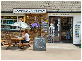 Goonhilly Craft Shop - Goonhilly Pottery
