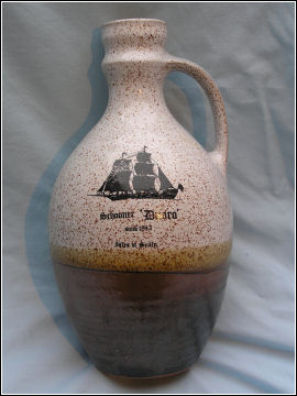 John Bordeaux Pottery - Flagon