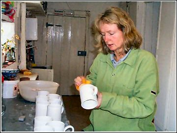 Tintagel Pottery - Teresa Anderson